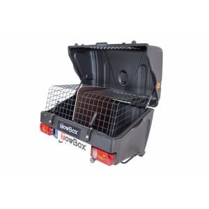 Portaperros TowBox V1 Dog Gris Completo