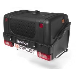 Portaequipaje TowBox V1 Black Edition + Placa V20 +Kit fijación