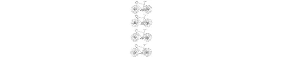 4 bicicletas